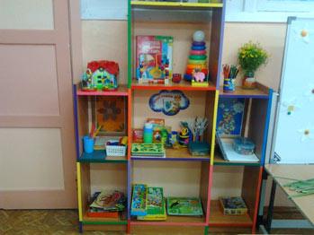 Уголок изодеятельности в детском саду картинка 7